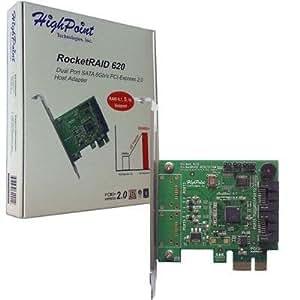 HPT USA/Highpoint Tech SATA 3.0 RAID Host Adapter