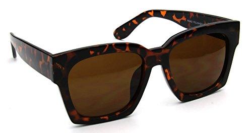 Inspired Oversized Sunglasses - 4