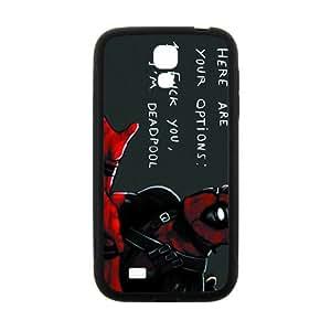 Deadpool Cell Phone Case for Samsung Galaxy S4