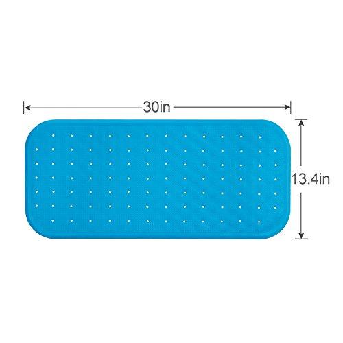 Keten Bath Mat For Tub Bathroom Anti Slip Natural Rubber