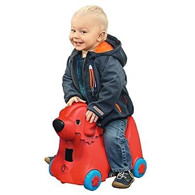 BIG Spielwarenfabrik Bobby Trolley Ride-On Vehicle: Toys & Games