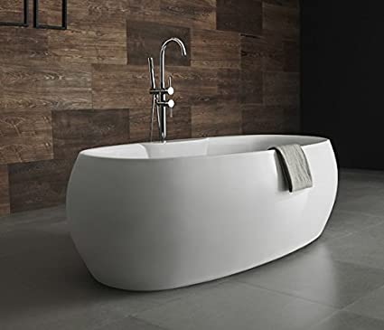 Vasca da bagno freestanding Diadema: Amazon.it: Casa e cucina