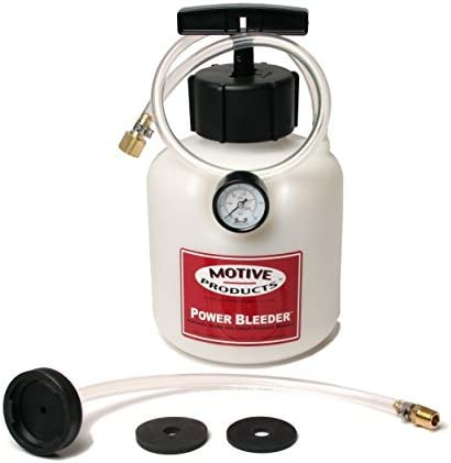 Motive Products 0108 Brake System Power Bleeder