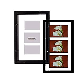 Amazon.com: The original FLOAT and DOUBLE-SIDED 4x6/7x15 black stain ...