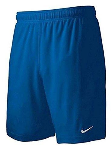 Nike Men's Team Equalizer Soccer Shorts, Royal, ()