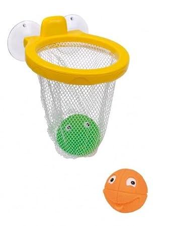 Basketballspiel Wasserspiel Badewannenspiel für Kinder ideal für die ...