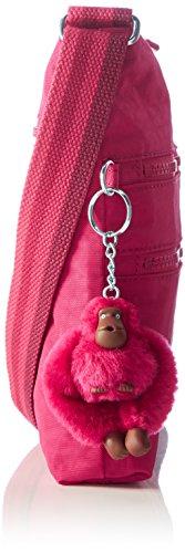 Rosa Donna C Alvar cherry Tracolla Borsa A Kipling Pink w71xXqZaF