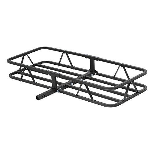 CURT 18145 Basket-Style Cargo (Receiver Hitch Luggage Rack)