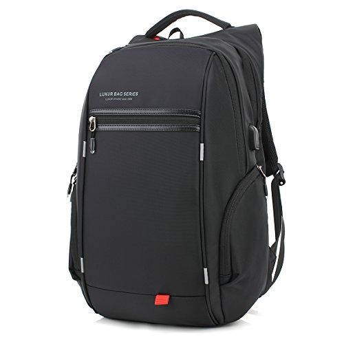 LUXUR Waterproof Backpack Business Daypack
