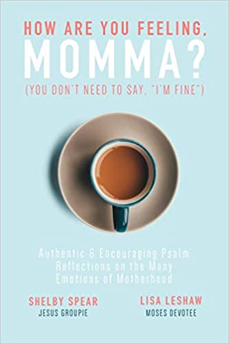 how are you feeling momma you dont need to say im fine authentic encouraging psalm reflections on the many emotions of motherhood
