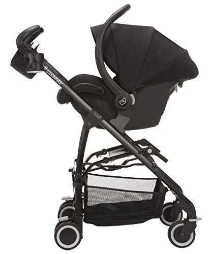 maxi cosi maxi taxi stroller black import it all. Black Bedroom Furniture Sets. Home Design Ideas