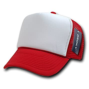 DECKY 2 Tone Trucker Cap