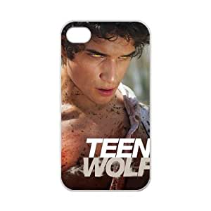 iPhone 5s Case Cool Teen Wolf-Tyler Posey Design iPhone 5s 100% TPU (Laser Technology)