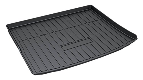 Cargo Liner Rear Cargo Tray Trunk Floor Mat Waterproof Protector for 2014-2019 Jeep Cherokee by Kaungka (not fit for  Jeep  grand Cherokee)