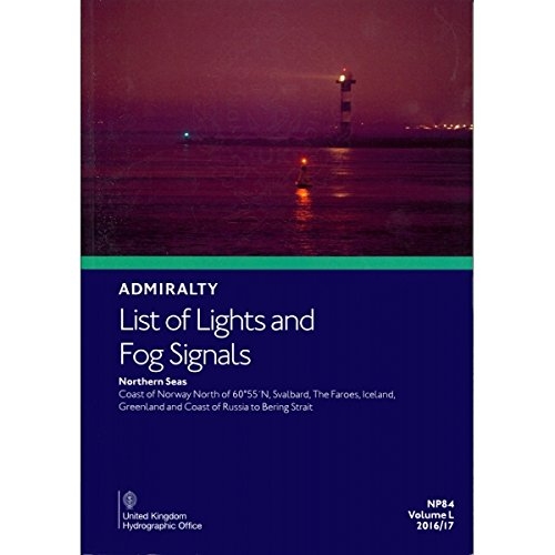 Admiralty List of Lights: Indian & Pacific Oceans Volume K pdf