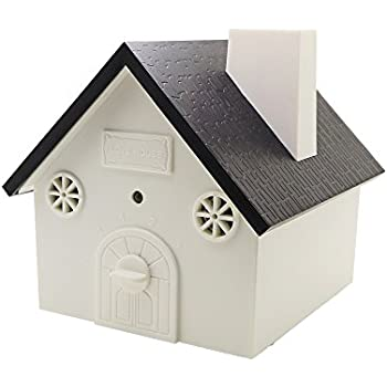 Battery Operated Bird House To Stop Barking Dogs