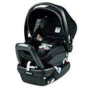Peg Perego Primo Viaggio Nido Car Seat With Load Leg Base, Onyx