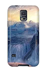 Popular Monica Smith New Style Durable Galaxy S5 Case (tzLEuiU1169hDwmd)