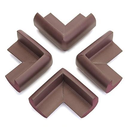 VivReal® FACILLA 4 x Protector Esquina Mesa Mueble Antigolpes ...