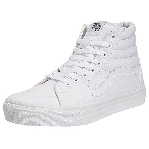 Bestelwagen Unisex Sk8-hi True White Vn000d5iw00 Skate Schoen True White
