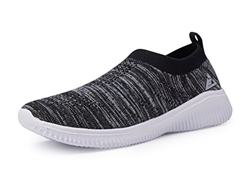 Allybelly Boys Girls Walking Shoes Comfortable Casual Shoes Slip on Sneakers for Toddler Little Kid
