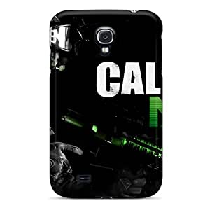 QkA5413QRvD Case Cover Protector For Galaxy S4 Call Of Duty Modern Warfare 4 Case
