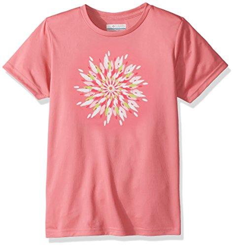 Filles Motif Daisy Tee À Columbia Trailtastic Lollipop shirt Graphic 4HUqxAvf