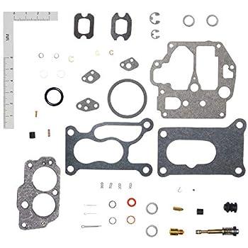 Walker Products 15398A Carburetor Kit