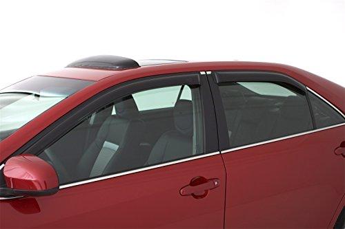 Auto Ventshade 94550 Original Ventvisor Window Deflector, 4 Piece