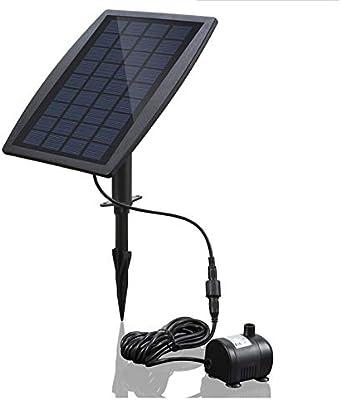 lanjing-0001 Fuente Solar, Purificador de Oxígeno, Bomba ...