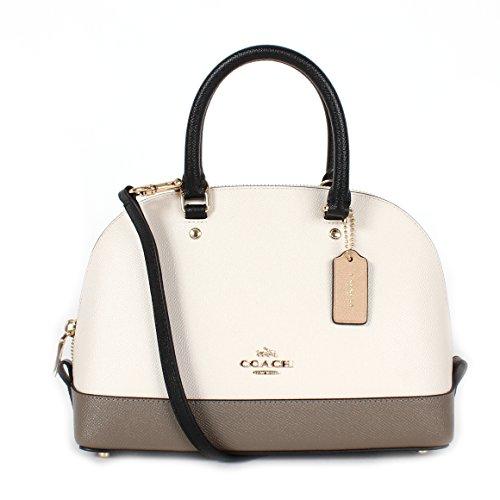 Coach Womens Shoulder Inclined Handbag