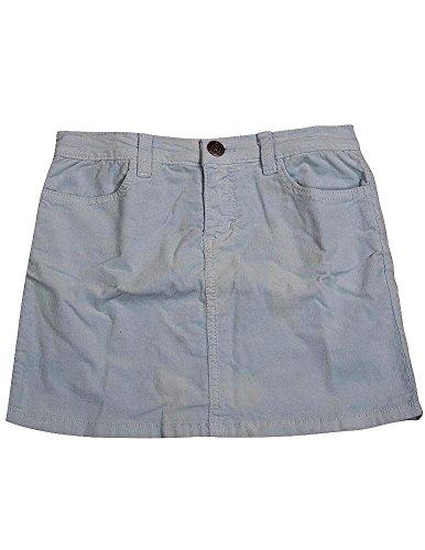 Ave.blu - Big Girls' Corduroy Skirt, Lt. Blue ()