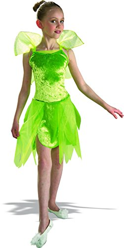 Rubie's Child's Pixie Ballerina Costume, Medium -
