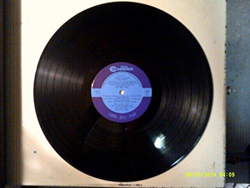 CHRISTMAS HYMNS AND CAROLS vinyl record album LP NO ALBUM COVER