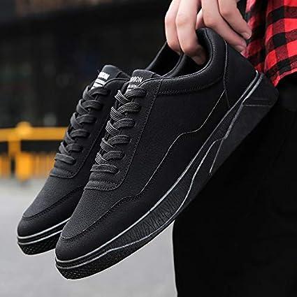 b0ac99f7abc54 Amazon.com : NANXIEHO Men's Shoes Light Single Shoes Trend Sneakers ...