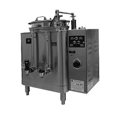 - Grindmaster Cecilware Coffee Brewer Urn Single, Electric, (1) 10 Gallon Capacity Liner - Specify Voltage