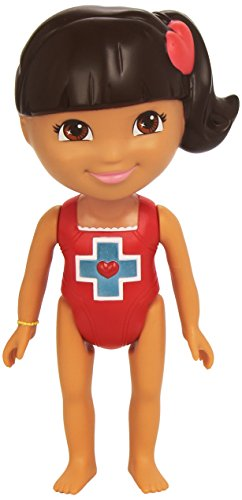 Fisher-Price Nickelodeon Dora the Explorer, Bathtime Lifeguard Dora