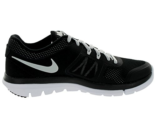 Nike 642767 401 - Zapatos unisex, color black metallic platinum white 001