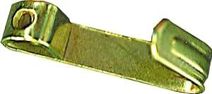 Specialist SB1400 - Gancho para cuadros (nº 1, latón, con pasador, 12 unidades)