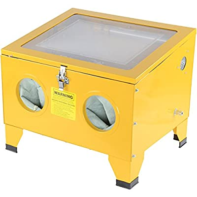 JEGS Performance Products 81502 Tabletop Blast Cabinet