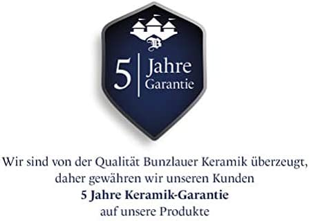 Original Bunzlauer Keramik//Dessert//Cake Plate /ø17,4/cm/ /decor 37