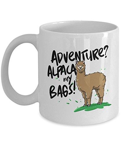 Alpaca Tea Bags - 3