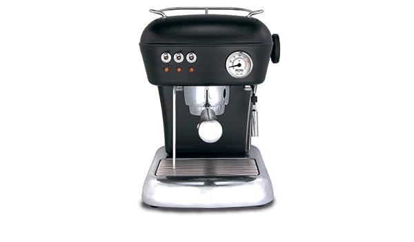 Ascaso Dream - Máquina de café espresso, color negro: Amazon.es: Hogar
