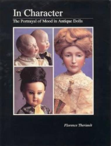In Character: The Portrayal of Mood in Antique Dolls