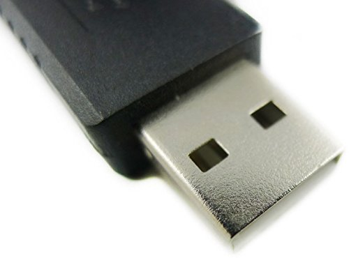 Aihasd PL2303 PL2303HX USB a UART TTL M/ódulo de cable 4 pin RS232 Convertidor