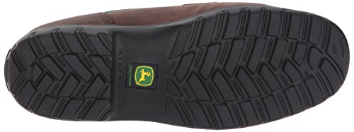 Stivale Medio Marrone Di John Deere Womens Jd3672