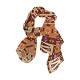 Africa Pattern Women Fashion Light Weight Print Scarves Scarf Gorgeous Shawl Wrap-Various Colors