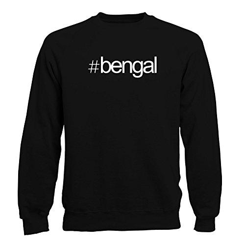 Idakoos - Hashtag Bengal - Cats - Sweatshirt