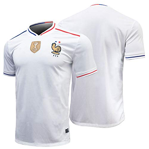Velociraptor Conceptual Design Home Away France's Championship T-Shirt Soccer Jerseys 2019/20 ()