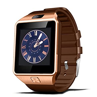 Android Bluetooth Smartwatch de acero inoxidable, damark (TM ...